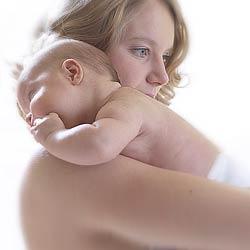 Колики в животике младенца