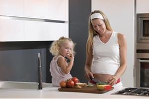 Образ жизни будущей мамы