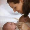 общение с новорожденным