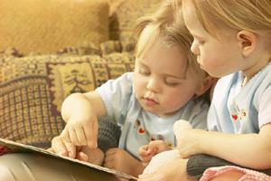 занятия творчеством малышом