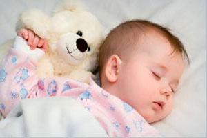 Причины нарушения сна у младенцев
