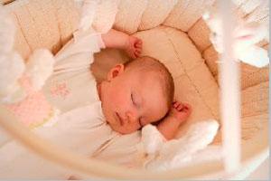 Приобретенные нарушения сна младенцев