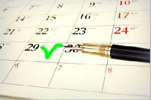 Календарь зачатия по менструальному циклу